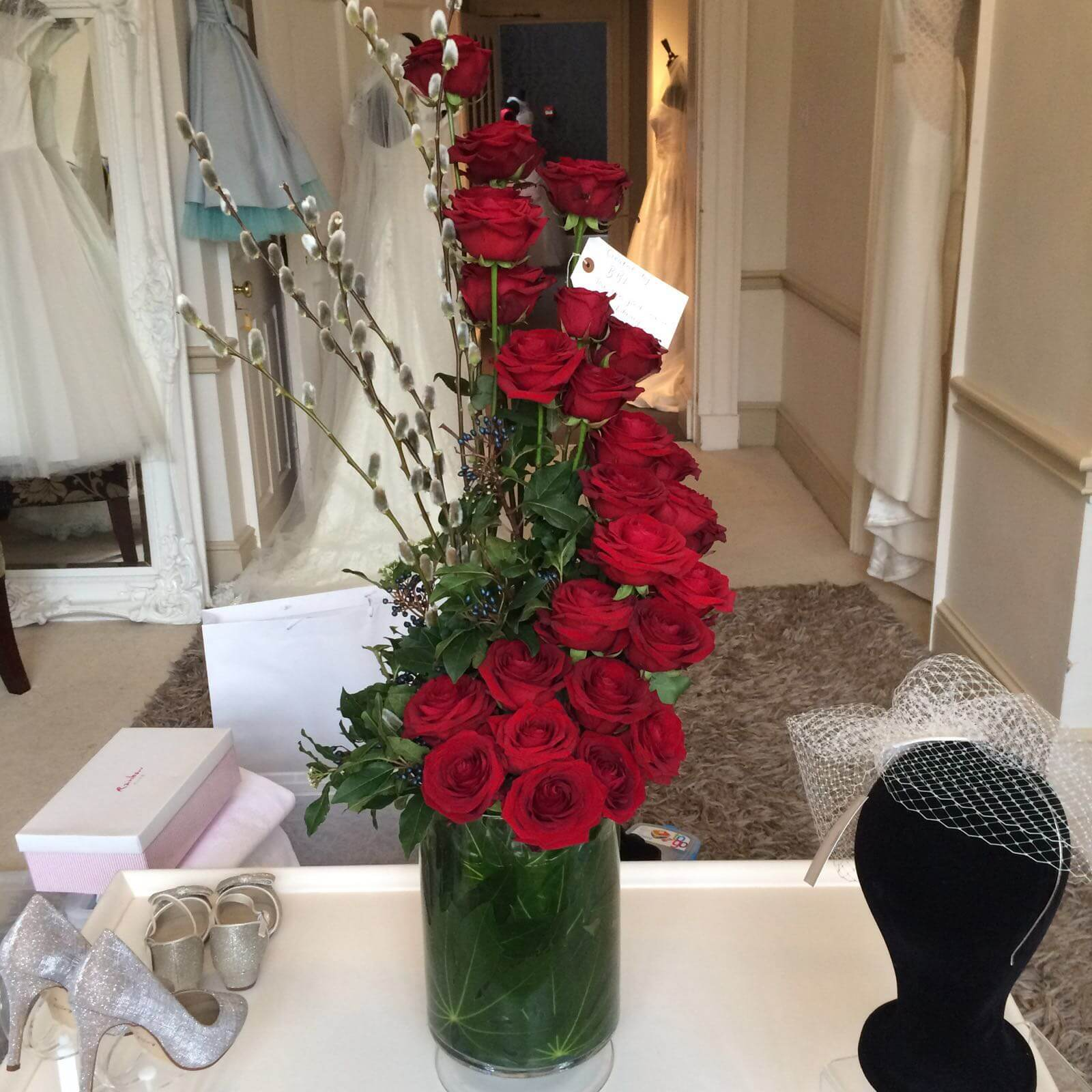 Corporate-exhibition-floral-display