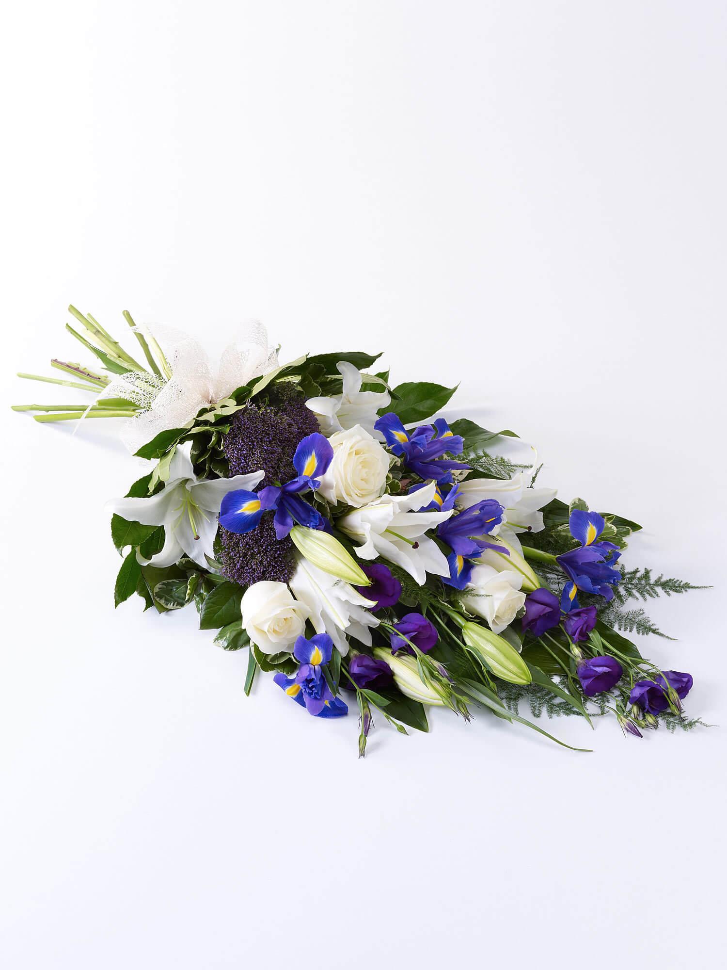 Blue and White Classic Sheaf