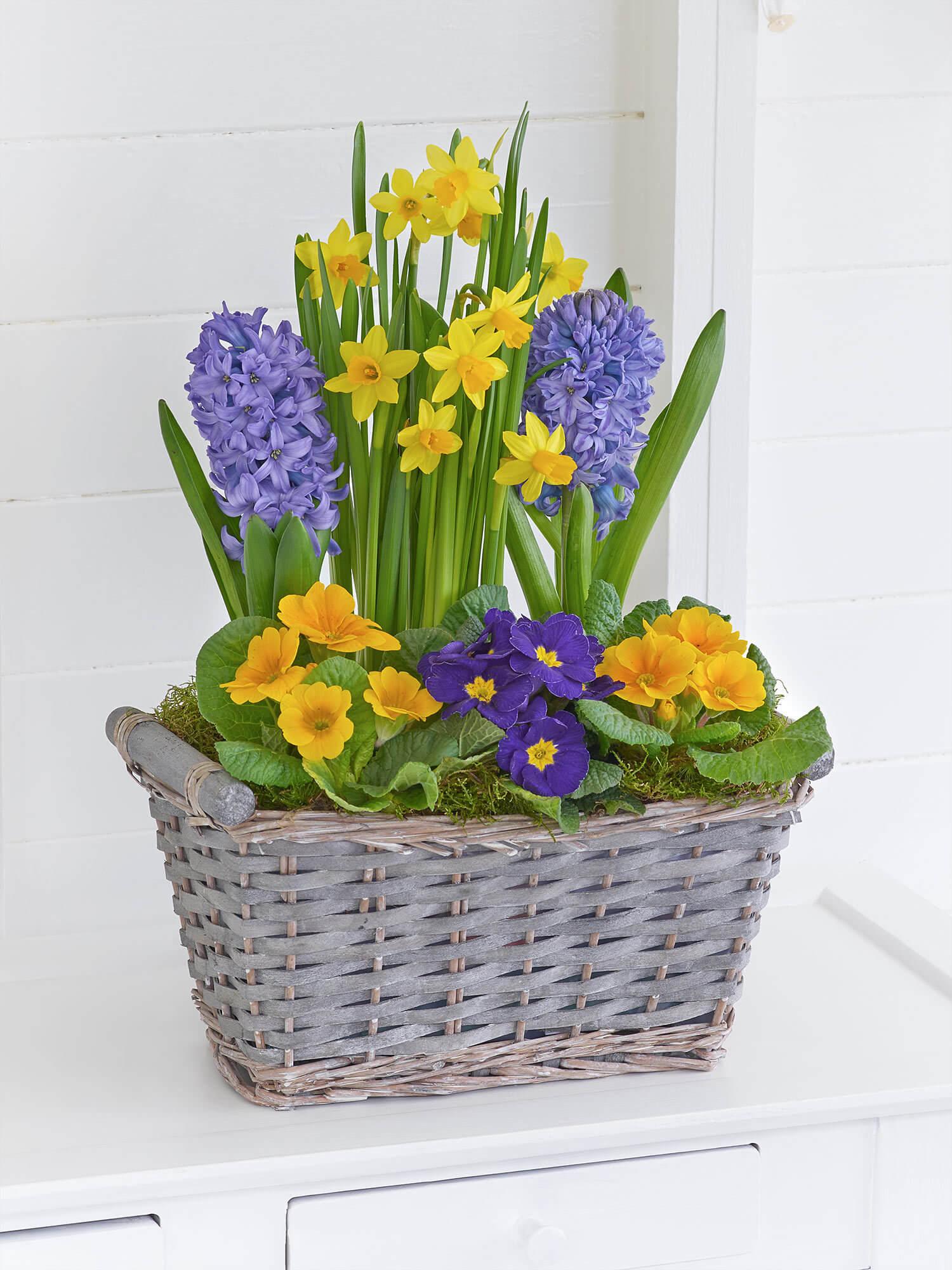 Classic Spring Basket