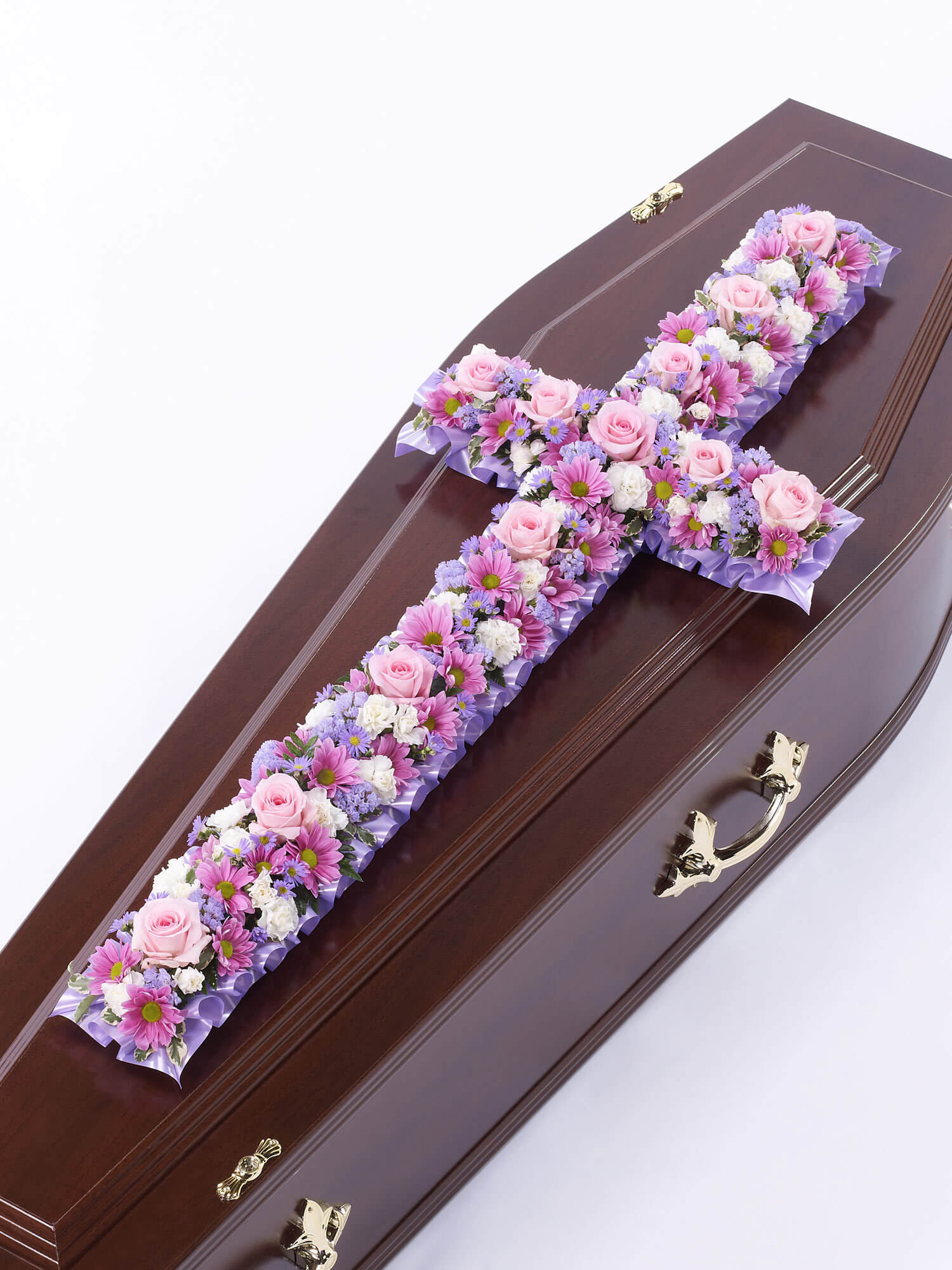 Pink and Lilac Classic Cross