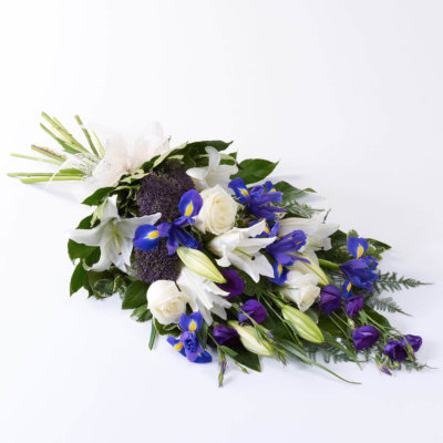 Blue and White Classic Sheaf