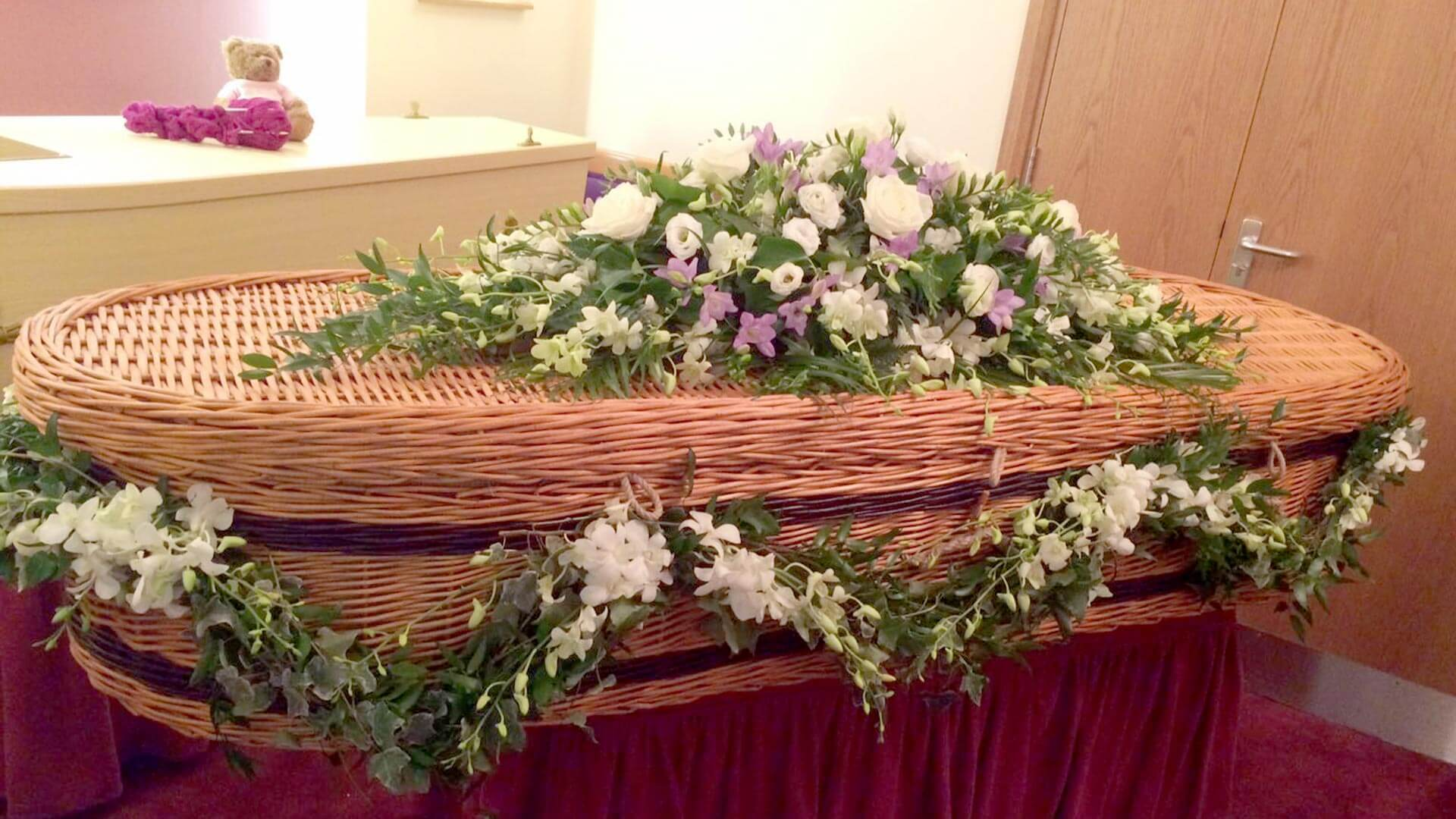 Funerals bbl design ecommerce your order from booking right through to delivery working closely with you and your funeral director ensuring we have all the details available to izmirmasajfo