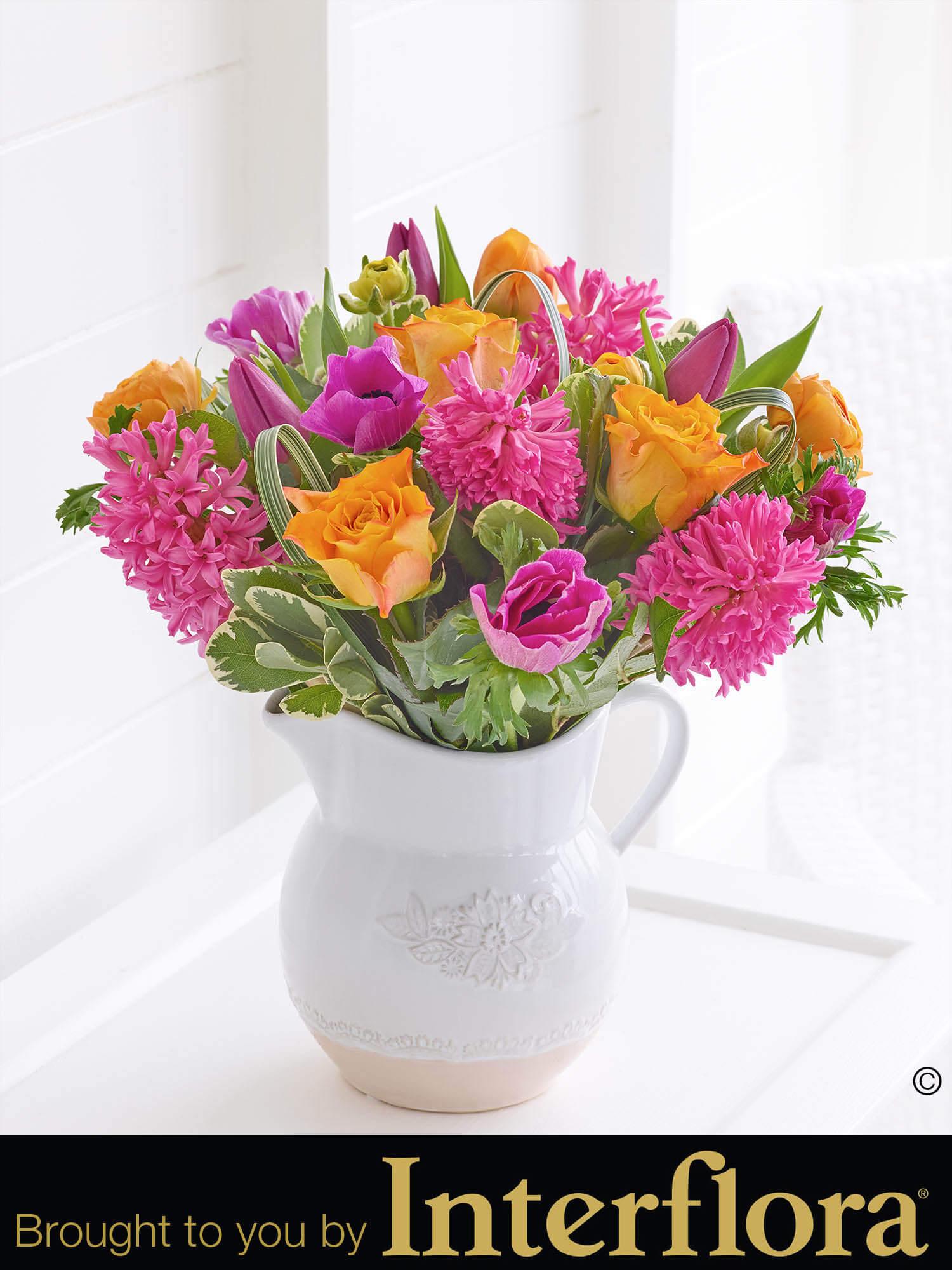 Vibrant springtime jug bbl design ecommerce vibrant springtime jug mightylinksfo